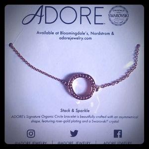 NEW Adore Swarovski Stack & Sparkle Bracelet